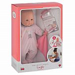 "Corolle: Eloise Goes To Bed Set (14"")"
