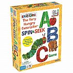 Eric Carle Very Hungry Caterpillar Spin and Seek ABC