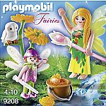 Fairies with Magic Cauldron - RETIRED PRODUCT