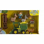 John Deere First Farming Harvest Time Play Set