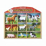 Farm Friends Classic Play Set