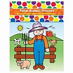Farm Animal Friends - Do A Dot Art! Creative Activity Book