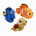 Finding Nemo Bath Squirt Toys