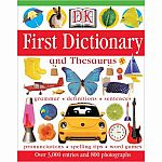 DK - First Dictionary