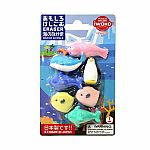 Marine Animals Erasers