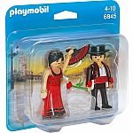 Flamenco Dancers Duo Pack - RETIRED PRODUCT