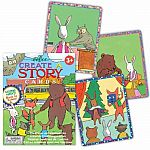 Create A Story Cards - Back to School