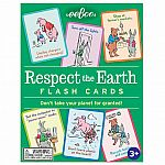 Flash Cards - Respect The Earth