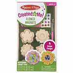 Decorate-Your-Own - Flower Magnets