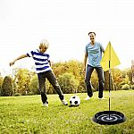 Backyard Foot Golf