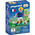National Soccer Team Player France - RETIRED PRODUCT