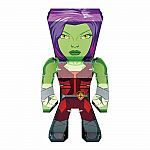 Metal Earth Legends 3D Model  - Gamora