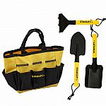 Stanley Jr. Kids' Garden Tool Set