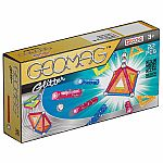 Geomag Glitter 22 Pieces
