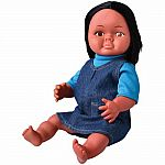 "16"" Native American Girl Doll"