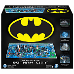 4D Gotham City (Batman)
