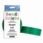 Bendi Bricks Double Roll - Green