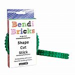 Bendi Bricks Single Roll - Green
