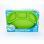 Green Eats Divided Tray - Green