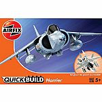 Harrier Quick Build Model