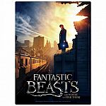 Fantastic Beasts and Where to Find Them New York City 500 Piece Poster-Puzzle