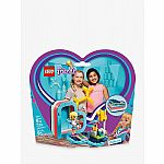 Lego Friends: Stephanie's Summer Heart
