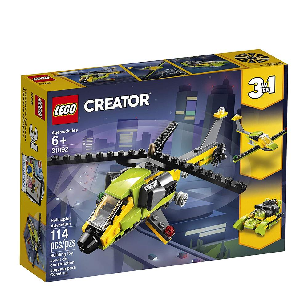 Helicopter Adventure - Toy Sense