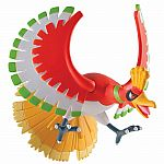 1 Pack Legendary Pokemon Figure Ho-Oh