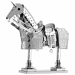 Metal Earth Armour Series - Horse Armour