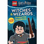 LEGO Harry Potter - Witches & Wizards Character Handbook