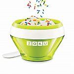 Ice Cream Maker - Green