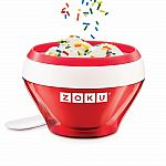 Ice Cream Maker - Red