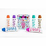 Ice Cream Dreams Scented Washable Dot Markers