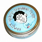 Ion (glow in the dark) - Mini Tin - Crazy Aaron's Thinking Putty