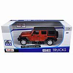 2015 Jeep Wrangler Unlimited (diecast)