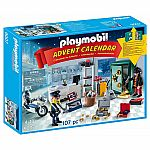 Advent Calender Police & Jewel Thief - RETIRED PRODUCT