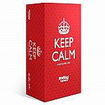 Keep Calm Party Card Game