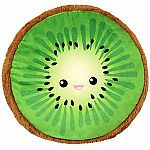 Kiwi - Comfort Food Squishable