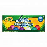 10 Ct. Washable Kids Paint