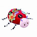"13"" Large Activity Plush - Lady Bug"