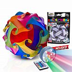 Geosphere LED Interactive Puzzle Lamps - 30 Pieces