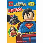 LEGO DC Superheroes Handbook (With Poster)