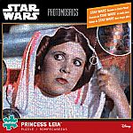 Star Wars Princess Leia - Buffalo Photomosaics