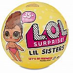 LOL Surprise! Lil Sisters - Series 3
