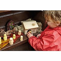 Little People Sensory Play Set (9 Figures)