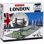 The City of London - 4D Cityscape Time Puzzle