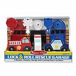 Lock and Roll Rescue Garage