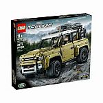 Lego Technic: Land Rover Defender.