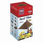 Brown Roof Tiles - Brictek