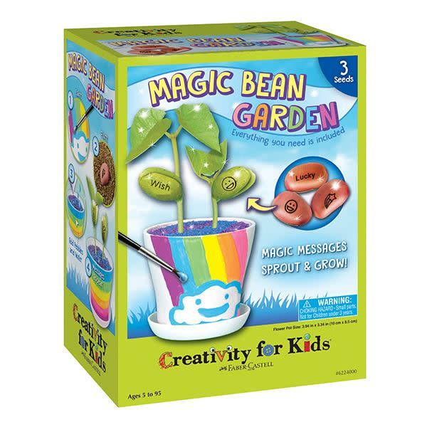 Magic Bean Pot Joy  For ages 4 years and above My Fairy Garden
